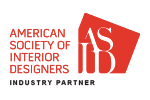 ASID american society of interior designers industry partner logo