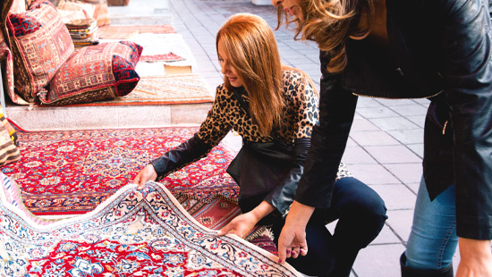 About Niagara Partners Choosing Oriental Rug